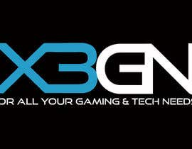 #2 for Design a Logo for a gaming website by NewcombDesign