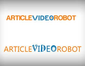 #117 para Design a Logo for ArticleVideoRobot por imran030