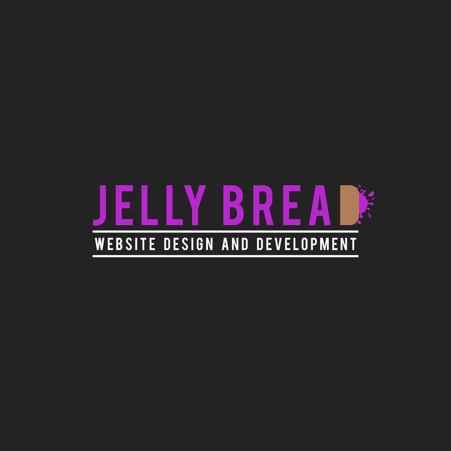 Kilpailutyö #12 kilpailussa Design a Logo for Jellybread Website Design and Development