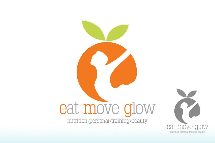 Konkurrenceindlæg #                                        620                                      for                                         Logo Design for EAT   MOVE   GLOW