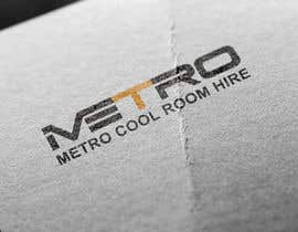 qdoer tarafından Metro Cool Room Hire Logo Design için no 9