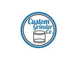 #17 for Need a logo for custom printed herb/tabacco/cannabis grinder business by snakhter2