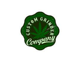 mirceabaciu tarafından Need a logo for custom printed herb/tabacco/cannabis grinder business için no 57