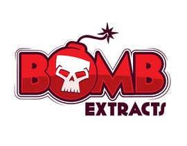 Termoboss tarafından Bomb Extracts Logo Creative için no 228
