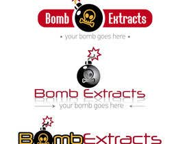 #114 for Bomb Extracts Logo Creative by mircislav