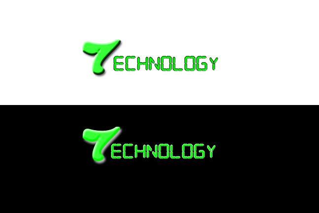 Proposition n°53 du concours Design a Logo for Technogy