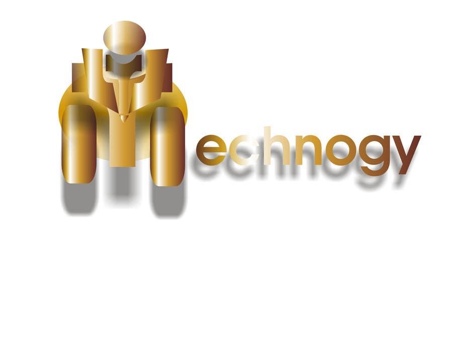 Proposition n°54 du concours Design a Logo for Technogy