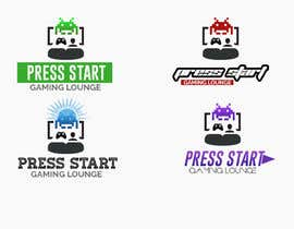 Nro 40 kilpailuun Design a Logo for a Video Game Themed Cafe/Gaming Lounge käyttäjältä dezsign