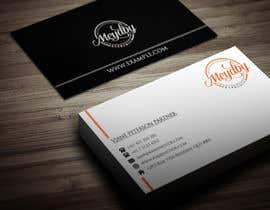 Nro 52 kilpailuun Design Meydby Business cards käyttäjältä DesignPower24