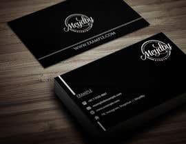 Nro 51 kilpailuun Design Meydby Business cards käyttäjältä DesignPower24