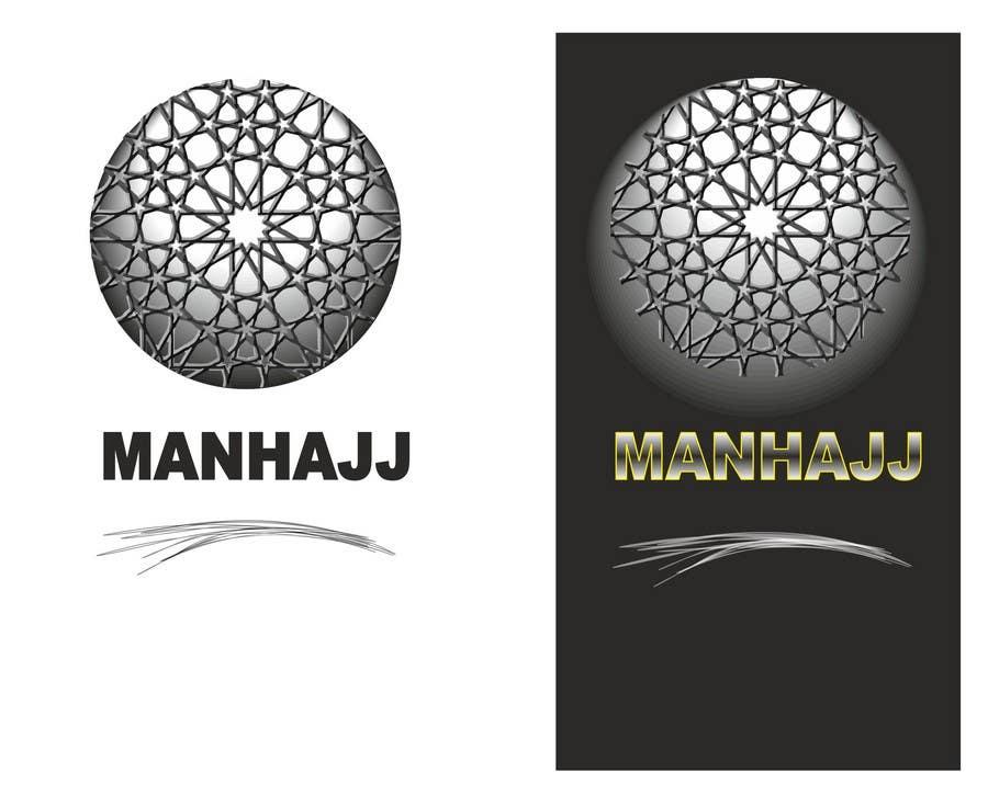Bài tham dự cuộc thi #182 cho MANHAJJ Logo Design Competition