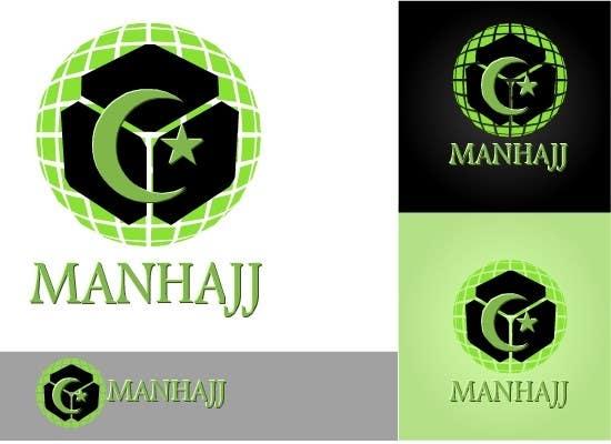 Bài tham dự cuộc thi #344 cho MANHAJJ Logo Design Competition