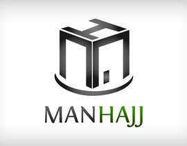 #283 para MANHAJJ Logo Design Competition por naistudio