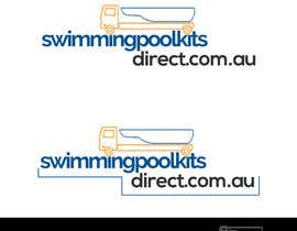 dezsign tarafından Design a Logo for swimmingpoolkitsdirect.com.au için no 61