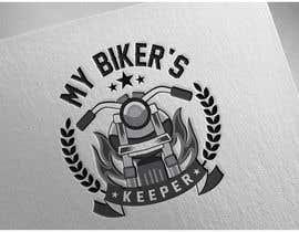 Nro 11 kilpailuun Design a Logo for My Biker's Keeper käyttäjältä bombom666