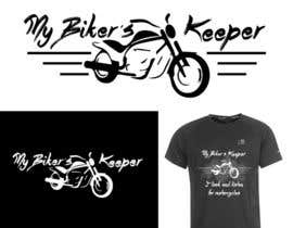 Nro 45 kilpailuun Design a Logo for My Biker's Keeper käyttäjältä gopiranath