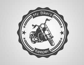 Nro 33 kilpailuun Design a Logo for My Biker's Keeper käyttäjältä RDdevelopers