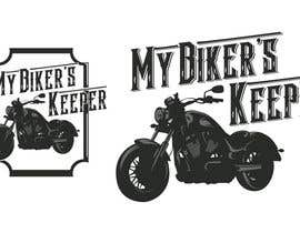 #24 for Design a Logo for My Biker's Keeper by tadadat