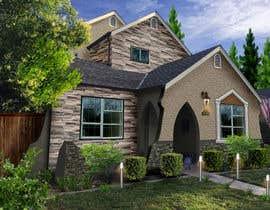 #46 for Home Facade Design by archmamun