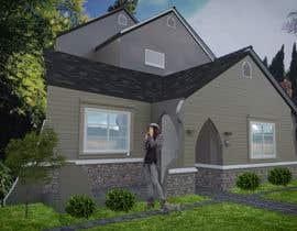 #47 for Home Facade Design by muratdemircan53