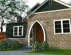 #28 for Home Facade Design by Lizgonra