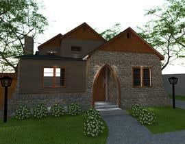 #29 for Home Facade Design by Lizgonra