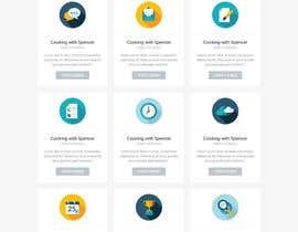 Nro 46 kilpailuun Design a Website Mockup - Training Course Platform käyttäjältä nextdesign2007