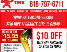 scottkerr tarafından Design an Advertisement for Tire Business için no 2