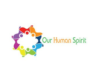 #88 para Design a Logo for Our Human Spirit por gpatel93