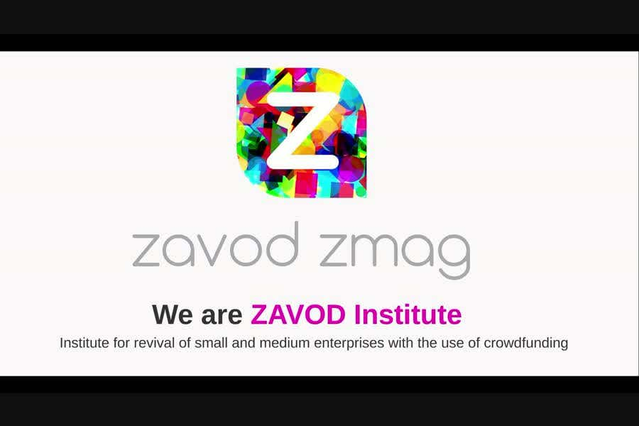 #26 for Create a Video presentation for ZMAG institute by designreaktor