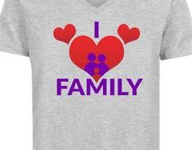 Nro 45 kilpailuun I Love Family käyttäjältä waqas17
