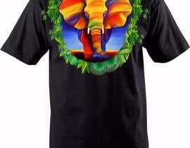 Nro 16 kilpailuun Design a T-Shirt käyttäjältä vladimirlysenko