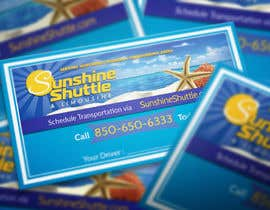 #99 for Design some Business Cards for Sunshine by evffaisal