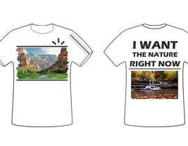 #9 for Design a T-Shirt inspired by Zion National Park by wendermezini