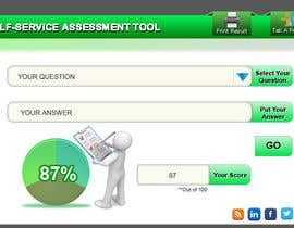 nº 2 pour Create an online self-assessment tool / calculator par sharpBD