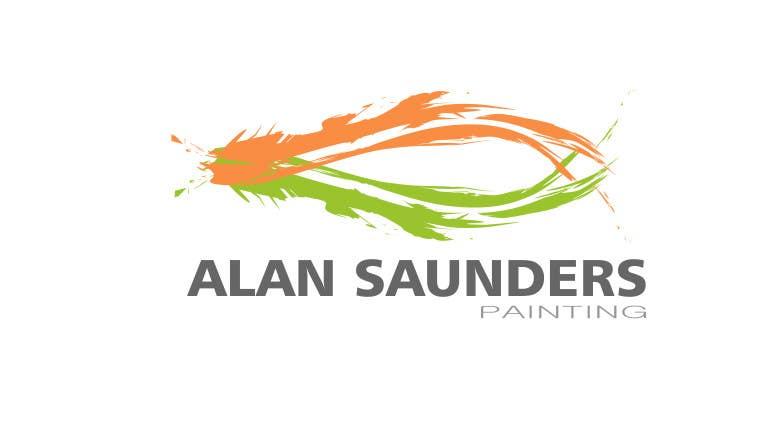 Kilpailutyö #97 kilpailussa Design a Logo for Painting Company