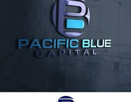 #172 for Logo Design and Stationary - Pacific Blue Capital by colorgraphicz
