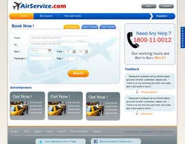 nº 1 pour Website design for Airport Transfer par rkdesign4u
