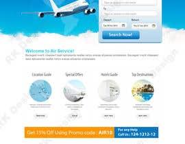 #6 for Website design for Airport Transfer by rkdesign4u