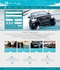 Contest Entry #16 for Website design for Airport Transfer
