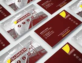 Nro 5 kilpailuun Disegnare Biglietti da Visita käyttäjältä designoooo