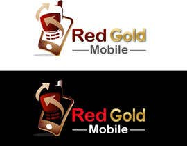 #61 untuk Design a Logo for Red Gold Mobile oleh zswnetworks