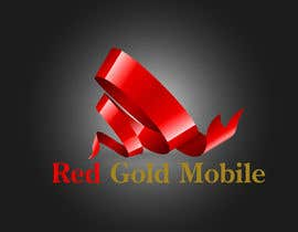 #50 untuk Design a Logo for Red Gold Mobile oleh netpumber