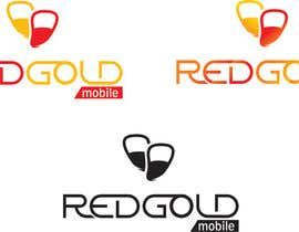 nº 78 pour Design a Logo for Red Gold Mobile par suneelkaith