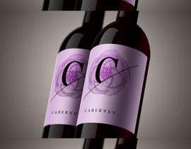 PhongDesigner tarafından Design a wine label: Wine by Numbers için no 77