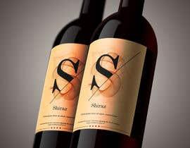 dulphy82 tarafından Design a wine label: Wine by Numbers için no 105
