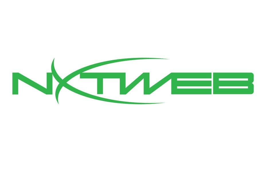 Proposition n°7 du concours Design a Logo for nxtweb