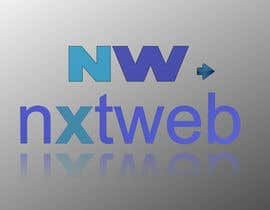 #56 para Design a Logo for nxtweb por usmanimran5