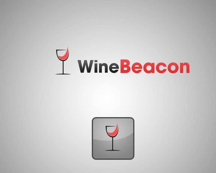 Proposition n°3 du concours Design a Logo and Icon for Mobile Application of Wine Notifier