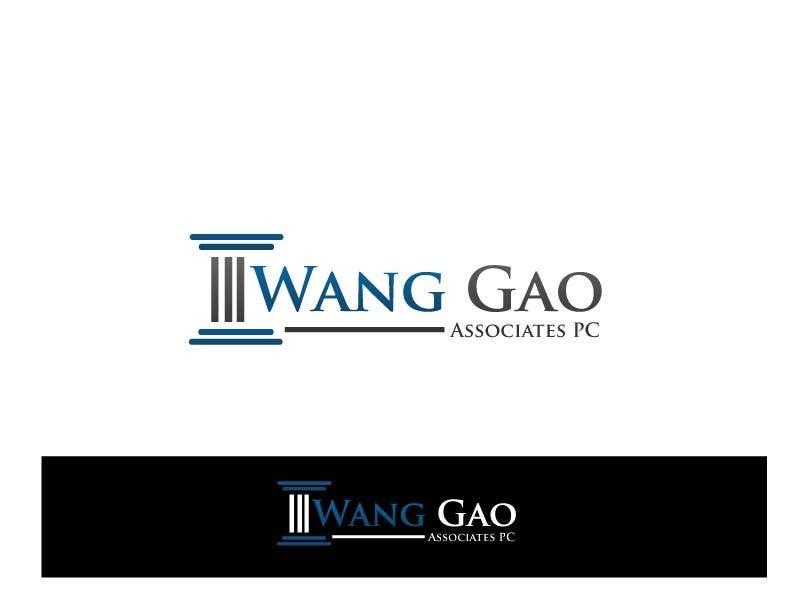 Proposition n°31 du concours Design a Logo for Wang Gao & Associates, PC.